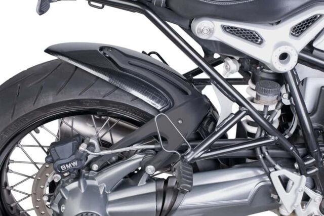 PUIG REAR FENDER FOR BMW R NINE T 14-20 CARBON LOOK