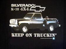 "T-Shirt "" Chevy - Silverado K10  - Chevrolet "" NEU"