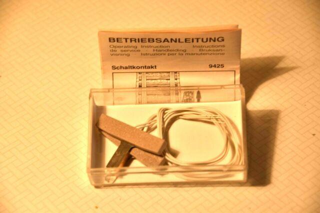 Fleischmann N 9425  Schaltkontakt, neu