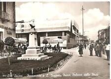 SAN SEVERO  ( Foggia )  -  Monumento a L. Zuppetta - Nuovo Palazzo delle Poste