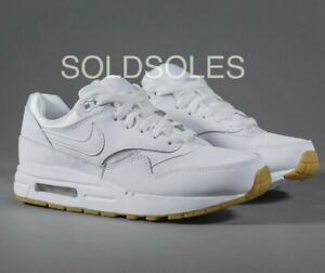 nike air max 1 junior zwart