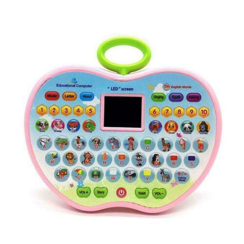 Learning Early Toy Educational Computer Listen Music Kids Baby Children English