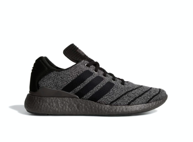 e1de8fd994922 ADIDAS CQ1160 BUSENITZ PURE BOOST Mn´s (M) Charcoal Prime-Knit Athletic