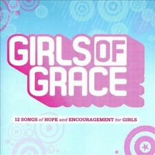 Audio CD Girls of Grace: 12 Songs of Hope and Encouragement for Girls  -