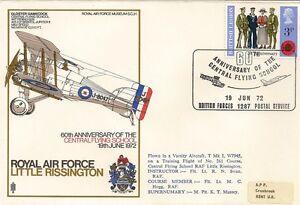 LETTRE AVIATION ROYAL AIR FORCE LITTLE RISSINGTON 1972 FkUBvpmJ-09165755-799964119