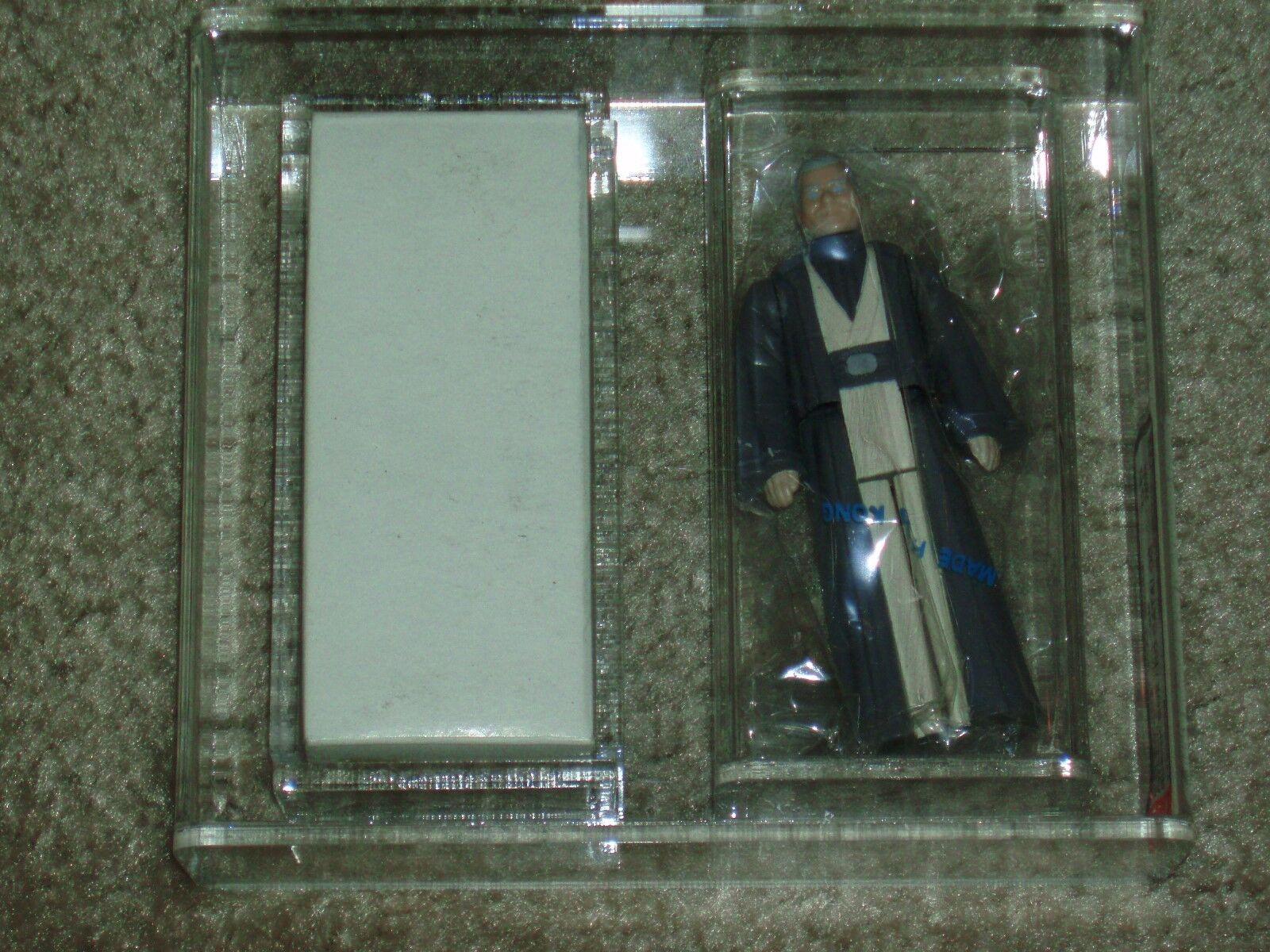 De colección Guerra de las galaxias 1985 Figura de Acción autoridad 85 90 90 Anakin Skywalker Mailer caja mis PaliJuguete