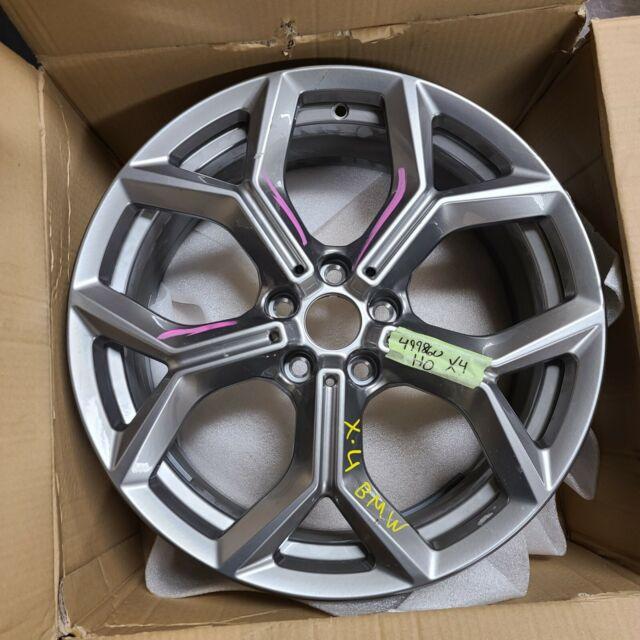 Genuine 2018 2019 2020 BMW X3 G01 X4 G02 Front Rim Wheel