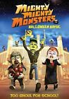Mighty Mighty Monsters Halloween Havoc 2015 Region 1 DVD