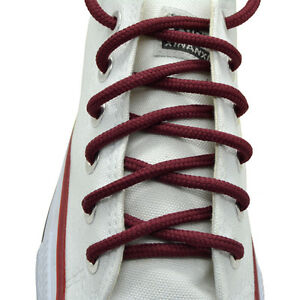 4d60feb5a7b4 Image is loading 2-Pairs-Round-Athletic-Sport-Sneaker-034-Burgundy-
