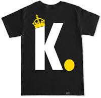 K Dot T Shirt Kendrick Lamar Dr Dre Compton La Ca King Tde Hip Hop Rap Drake