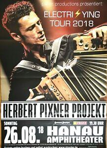 HERBERT-PIXNER-2018-HANAU-orig-Concert-Poster-Konzert-Plakat-A1-F-U