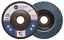 "200 Pack 4.5"" x 7//8/"" Jumbo 40 Grit Zirconia Flap Disc Grinding Wheels T29"