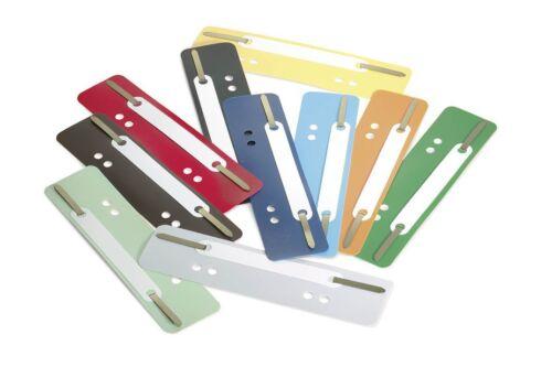 1 Packung à 250 Stück farbig sortiert Durable 690100 Heftstreifen Flexi OVP