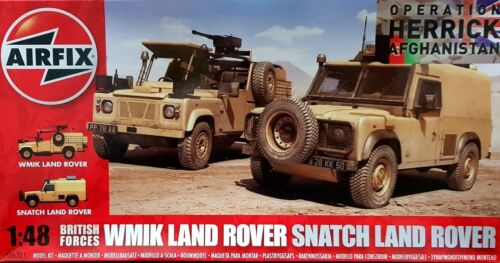 Airfix 1//48 véhicule militaire neuf Plastic Model Kit 1 48