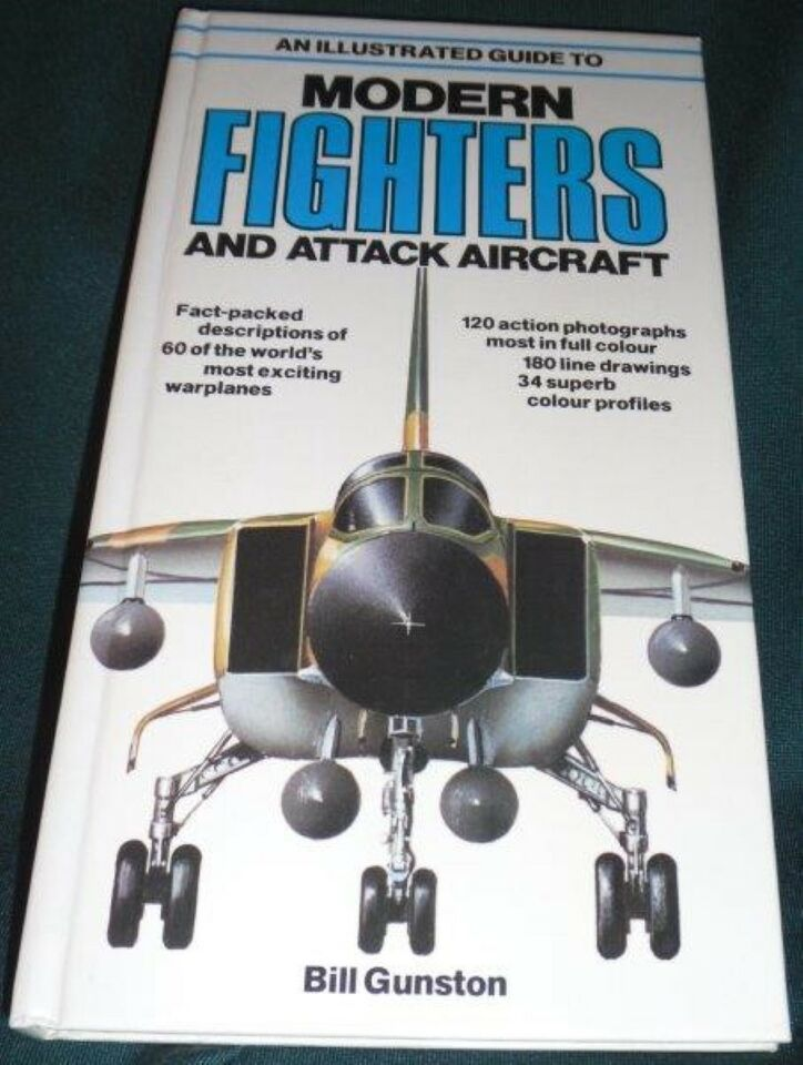 An Illustrated Guide to Aircraft, Bill Gunston, emne: