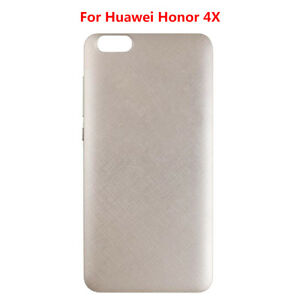 the best attitude 505e6 a6182 Details about Genuine Plastic Back Door Housing Rear Case Cover For Huawei  Honor 4X Replace