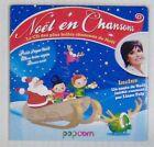 Noël en chansons CD Publicitaire Télé 7 Jours Crédit Mutuel Liane Foly