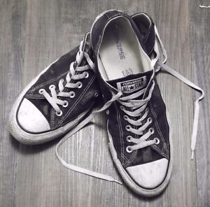 Image Is Loading Old Skool Converse Chuck Taylor All Star Ox
