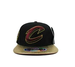 sale usa online pick up great quality Cleveland Cavaliers Alternative Logo Gold Leather Basketball ...
