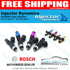 Injector Dynamics ID1050X 1050..11.03.60.11.2 Injectors for  79-84 RX7 11mm