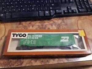 Vintage-HO-Scale-Tyco-Burlington-Northern-339E