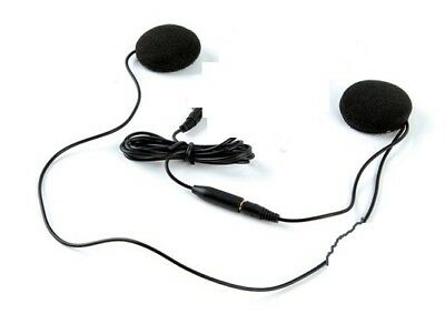 Uclear Pulse Drop In Helmet Speakers 11023 Universal 3.5mm jack