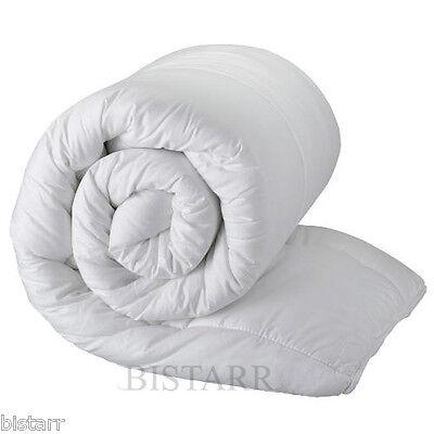 *2 FREE LUXURY Pillows* Duvet SET Single Double King Super 4.5 10.5 13.5 15 Tog