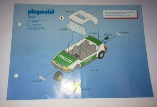 PLAYMOBIL-edifici//guida-DIN a 5-3903