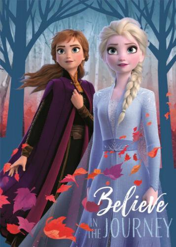 Plaid Polaire La reine Des Neiges 2 Disney