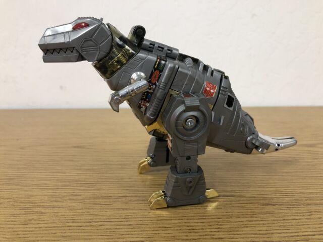 Transformers G1 Dinobots Grimlok Incomplete