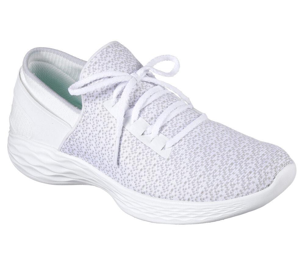 NEU SKECHERS Damen Sneakers INSPIRE Freizeitschuhe Sportschuhe YOU - INSPIRE Sneakers Weiß 67a331