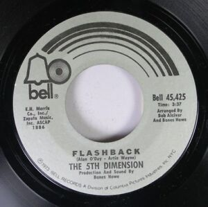 Soul-Unplayed-Nm-45-The-5Th-Dimension-Flashback-Diggin-039-For-A-Livin-039-On-Bel