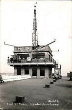 Croydon Aerodrome. Control Tower # 20062 G by C.H.Price. Airport.
