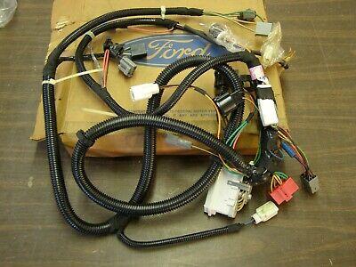 1982 Mustang Wiring Harness : nos oem ford 1982 mustang capri wiring harness ~ A.2002-acura-tl-radio.info Haus und Dekorationen