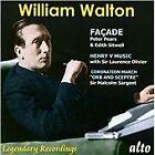 "Sir William Walton - William Walton: Façade; Henry V Music; Coronation March ""Orb and Sceptre"" (2008)"