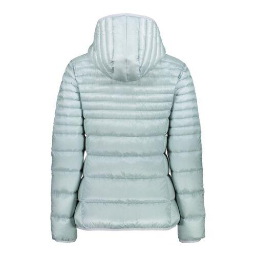 38k1706 Women Daunenjacke Damen Steppjacke Jacke Fix Hood Jacket Opal Mint Cmp B5IqZWn7Z