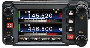 Yaesu-FTM-400-XDE-Modifizierung-UHF-VHF-Amateurfunk