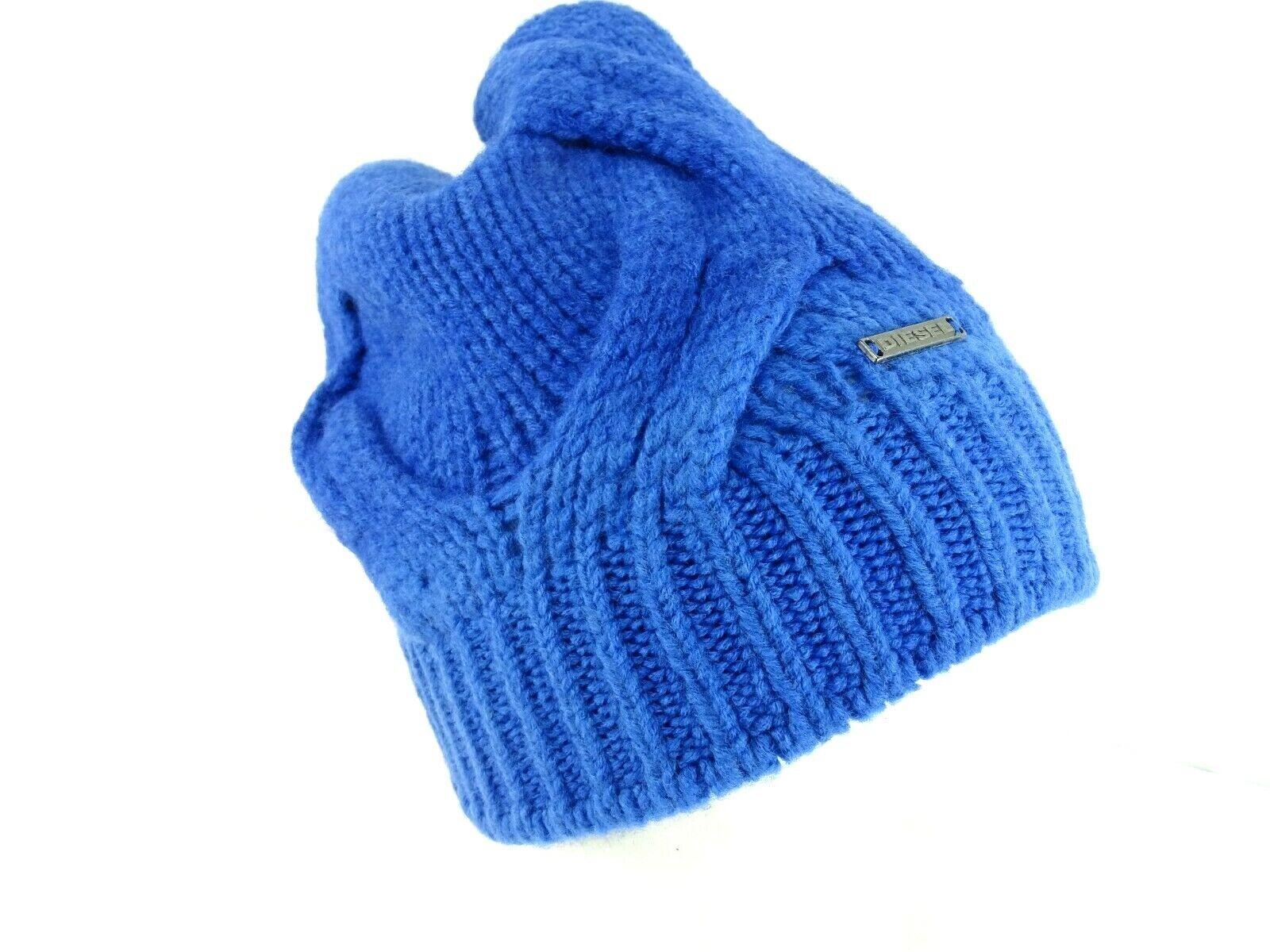 Diesel M-ACRI Berretto fleecemütze Winter Hat Beanie Hat Mens Ladies