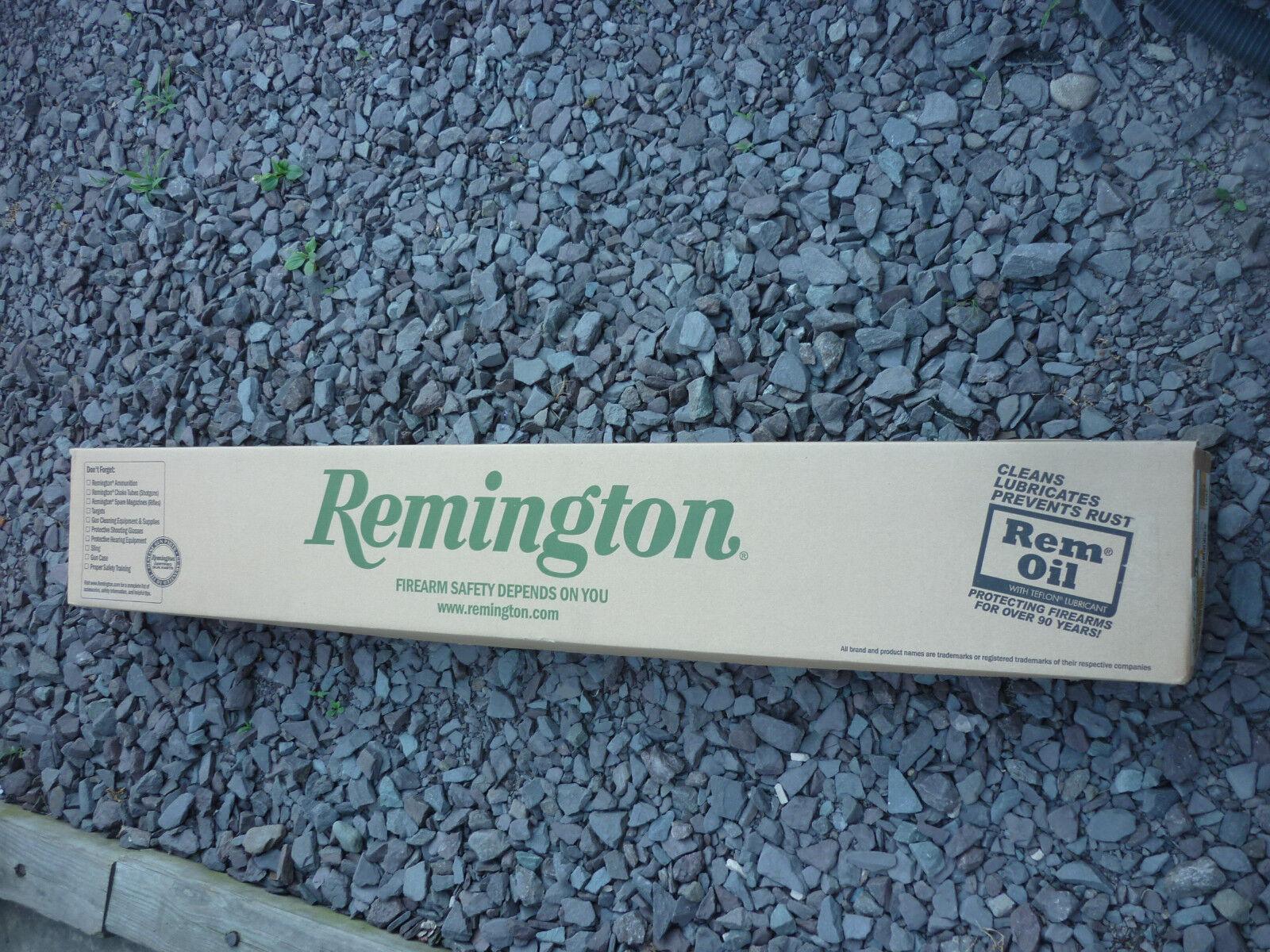 Remington 700 CDL semper-fi LTD 6MM Model 2011 Caja Rifle de edición limitada
