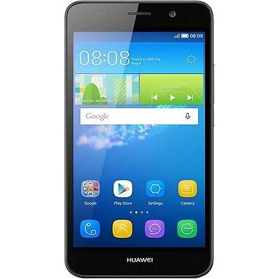 "Huawei Y6 SCL-L04 Unlocked Black 5"" 8GB 1GB Ram 4G Android 8MP"
