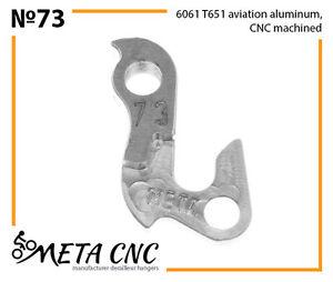 META CNC analogue PILO D627 Derailleur hanger № 12.1