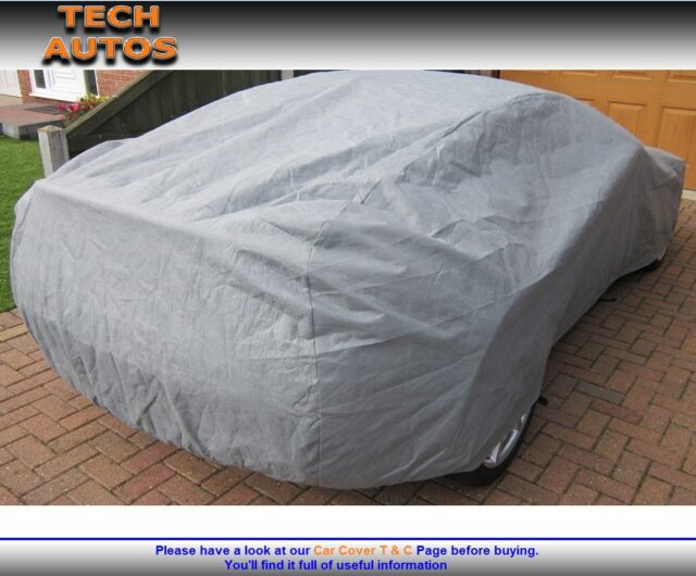 WATERPROOF COVER OUTDOOR INDOOOR BREATHABLE SIZE T FITS BMW 7 SERIES E38 94-01