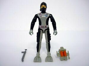 v1 Action Figure Parts Crotch 1990 GI Joe Metal Head