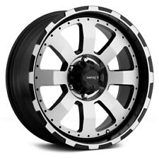 Impact Off Road 1820 Style Destroyer Wheels 18x9 0 5x150 Rims Set Of 4