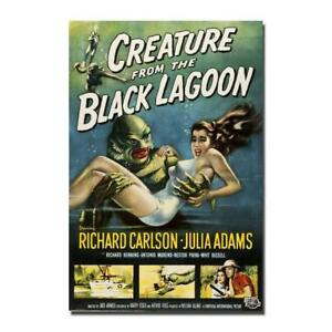 "Creature From The Black Lagoon Hot Movie Poster 13x20/"" 20x30/"" 24x36/"" Art Print#1"