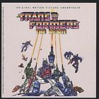 The Transformers: The Movie [1986 Animated] by Original Soundtrack (CD, Mar-1992, Volcano 3)