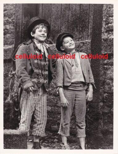 Original ABC Photo Oliver! Jack Wild & Mark Lester 1975