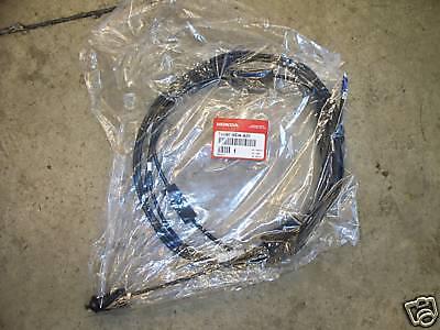 Genuine OEM 1998-2002 Accord 4 Door Trunk /& Fuel Door Release Cable