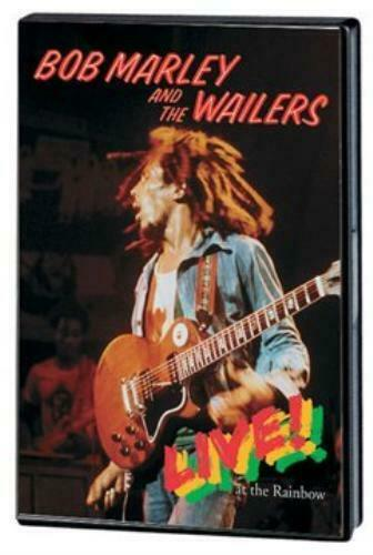 Bob Marley And The Wailers - Live At The DVD Incredible Value and Free Shipping!