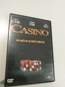 Dvd-Casino-de-scorsese-con-robert-de-Niro-y-joe-pesci